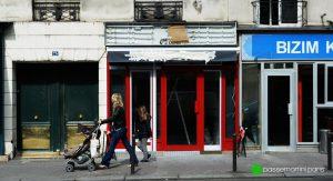 75 rue du fbg St Martin 75010 Paris