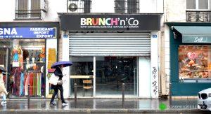 73 rue du faubourg st Martin 75010 Paris