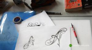 Créativ Labo Salon de tatouage,dessin
