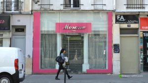 31 rue du faubourg st Martin 75010 Paris