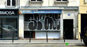 14 rue du faubourg st Martin 75010 Paris
