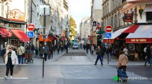 Asphalte. Rue du faubourg du Temple