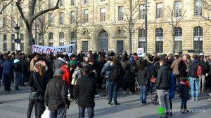 rassemblement anti-corruption