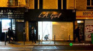 28 rue du faubourg st Martin