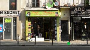 32 rue du faubourg st Martin 75010 Paris