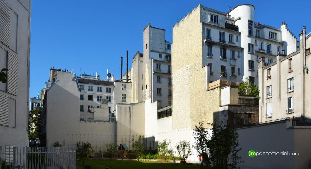 jardin Yilmaz Guney Paris 10