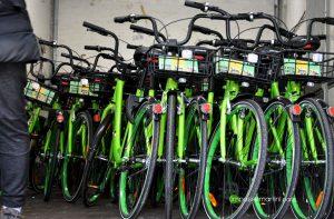 A Paris à vélos