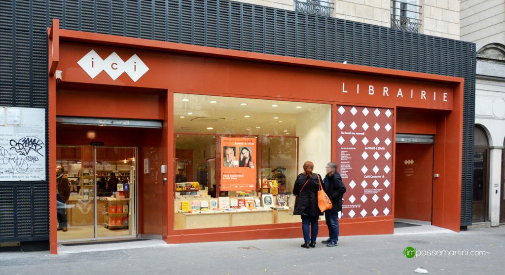 ici librairie