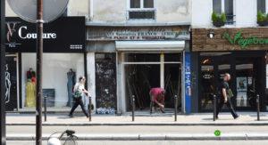 26 rue du Fbg st Martin75010 Paris