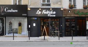 2018 La fabrika pizza