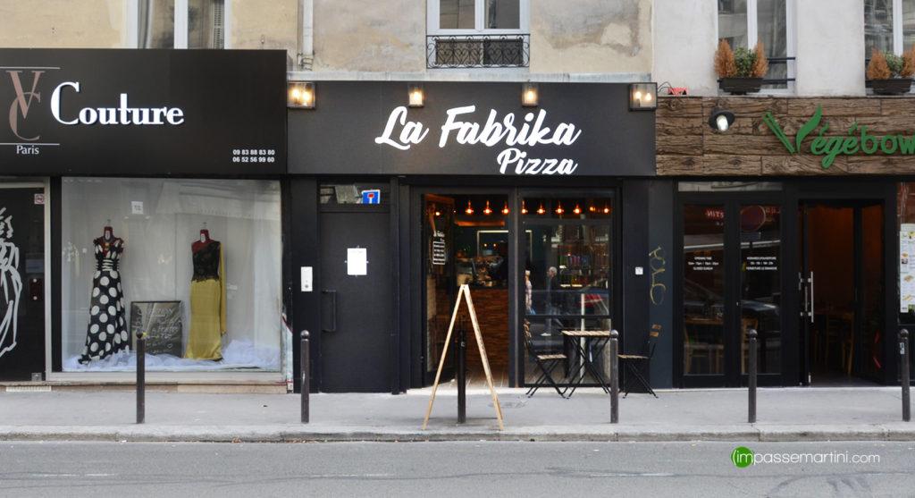 La fabrika pizza