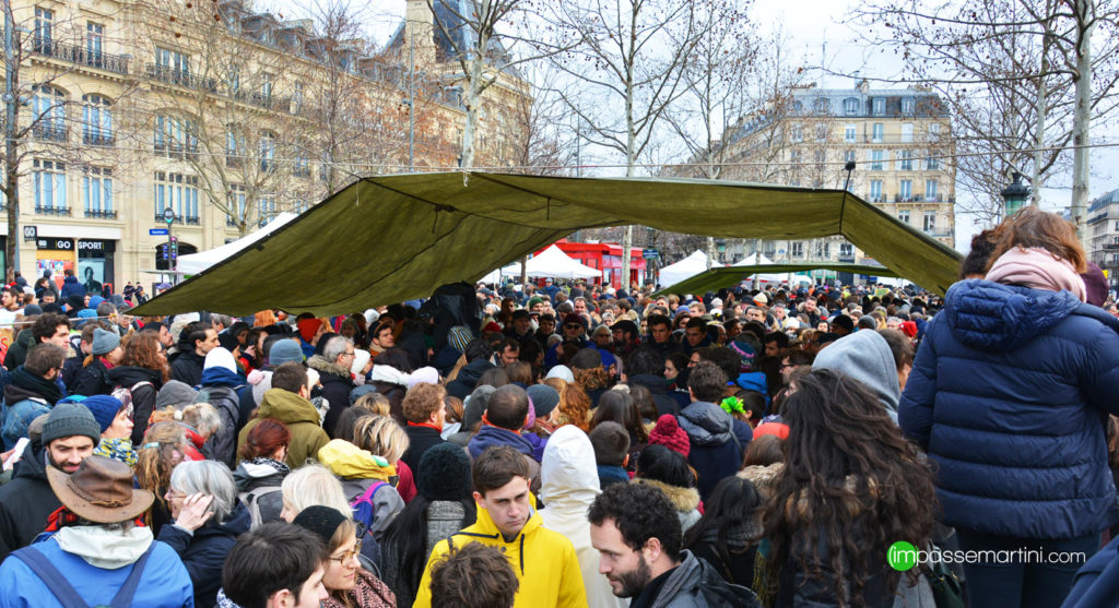 Agora Action Climat PARIS 2019