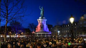 Place de la République, le 19 02 2019