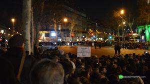 Rassemblement contre l'antisémitisme, Paris le 19 02 2019