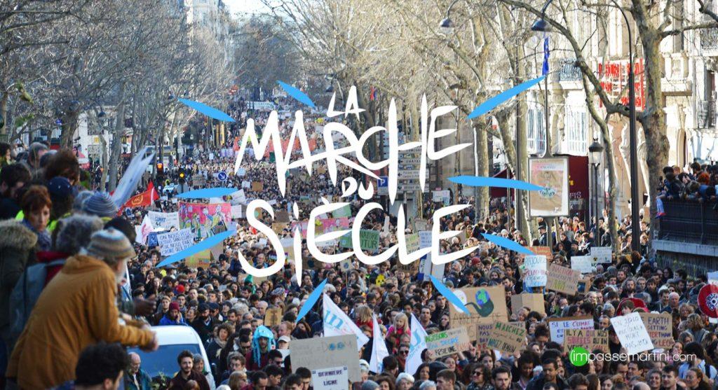 La marche du siècle, Paris 16 mars 2019 reportage par (im) par