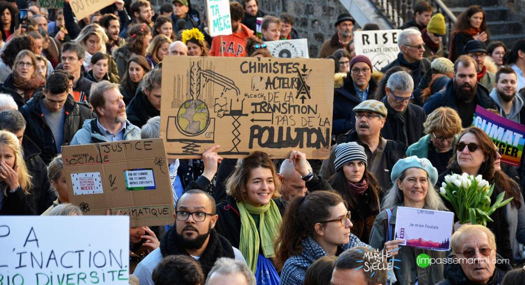 La marche du siècle, Paris 16 mars 2019