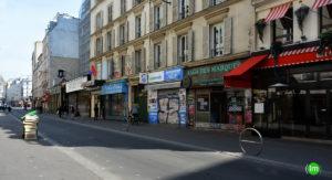Rue du fbg du Temple